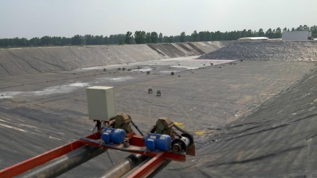 河北沼气池工程图片