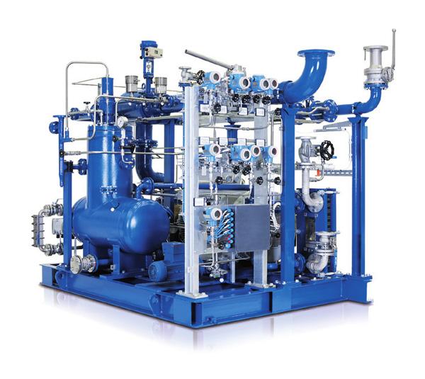 九越沼气压缩机产品图片