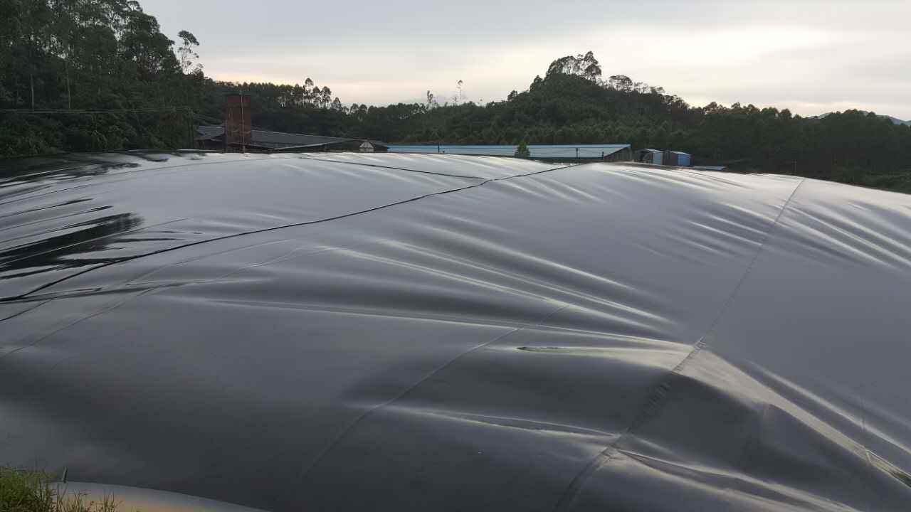 新型软体黑膜沼气池和传统的钢混沼气池相比有什么优缺点