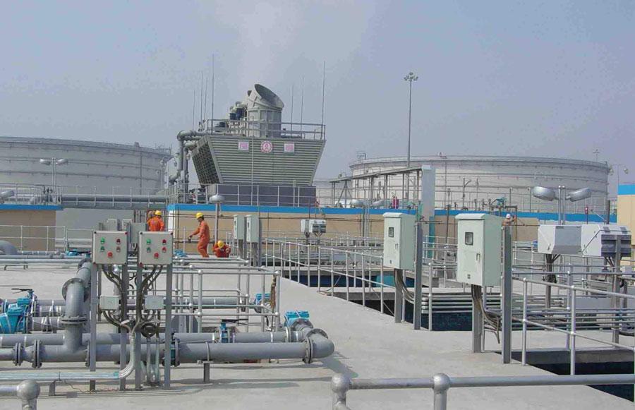 污水处理设备系统安装